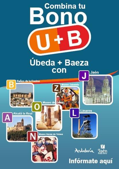 Combina tu Bono con la provincia de Jaén