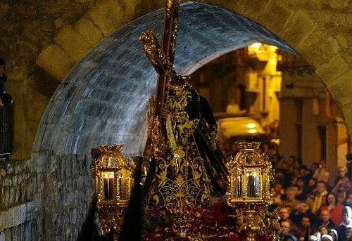 Semana Santa 2018. Lunes Santo en Jaén, Úbeda y Baeza.