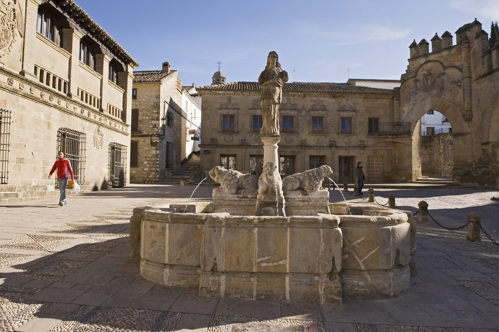 Plaza del Pópulo
