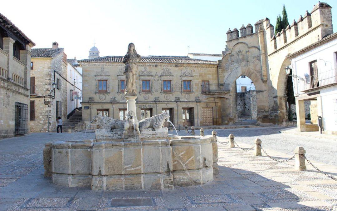 Plaza del Pópulo, Baeza.