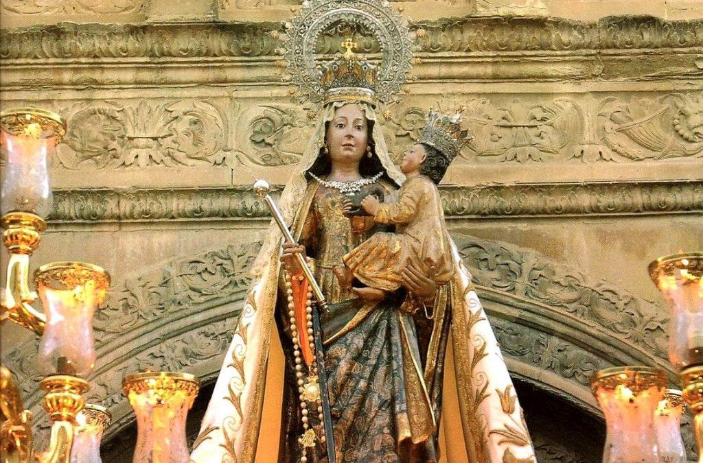 Feria de Baeza. Virgen del Alcázar
