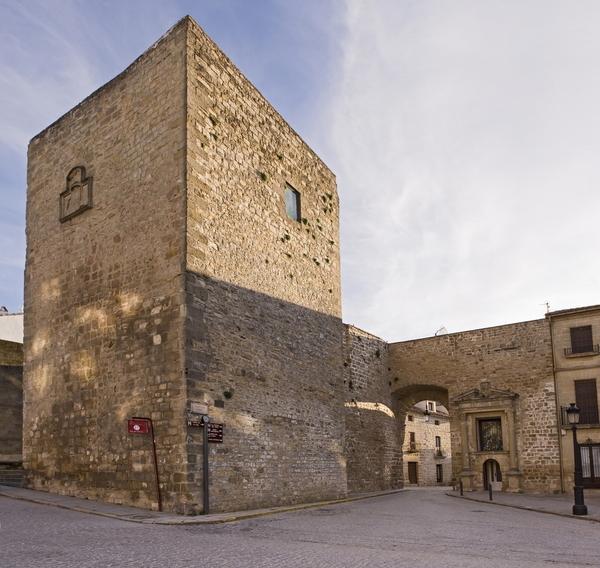 Torreón Puerta de Úbeda (Baeza)