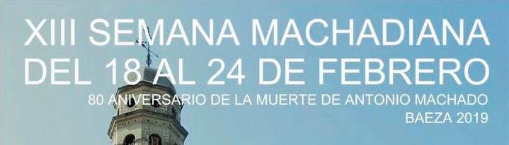 XIII Semana Machadiana