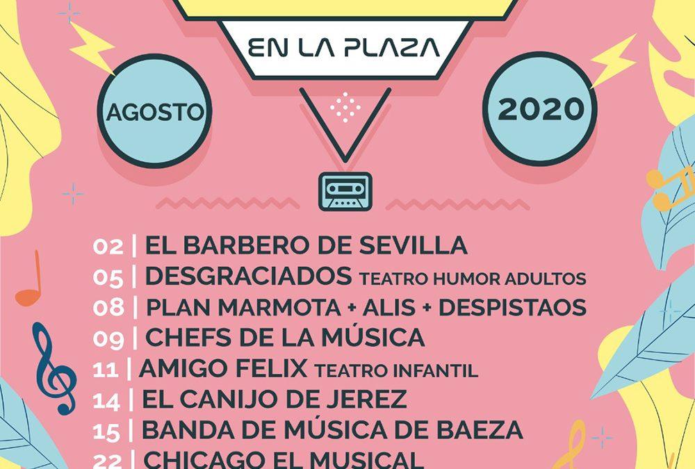 Agosto cultural en Baeza y Úbeda